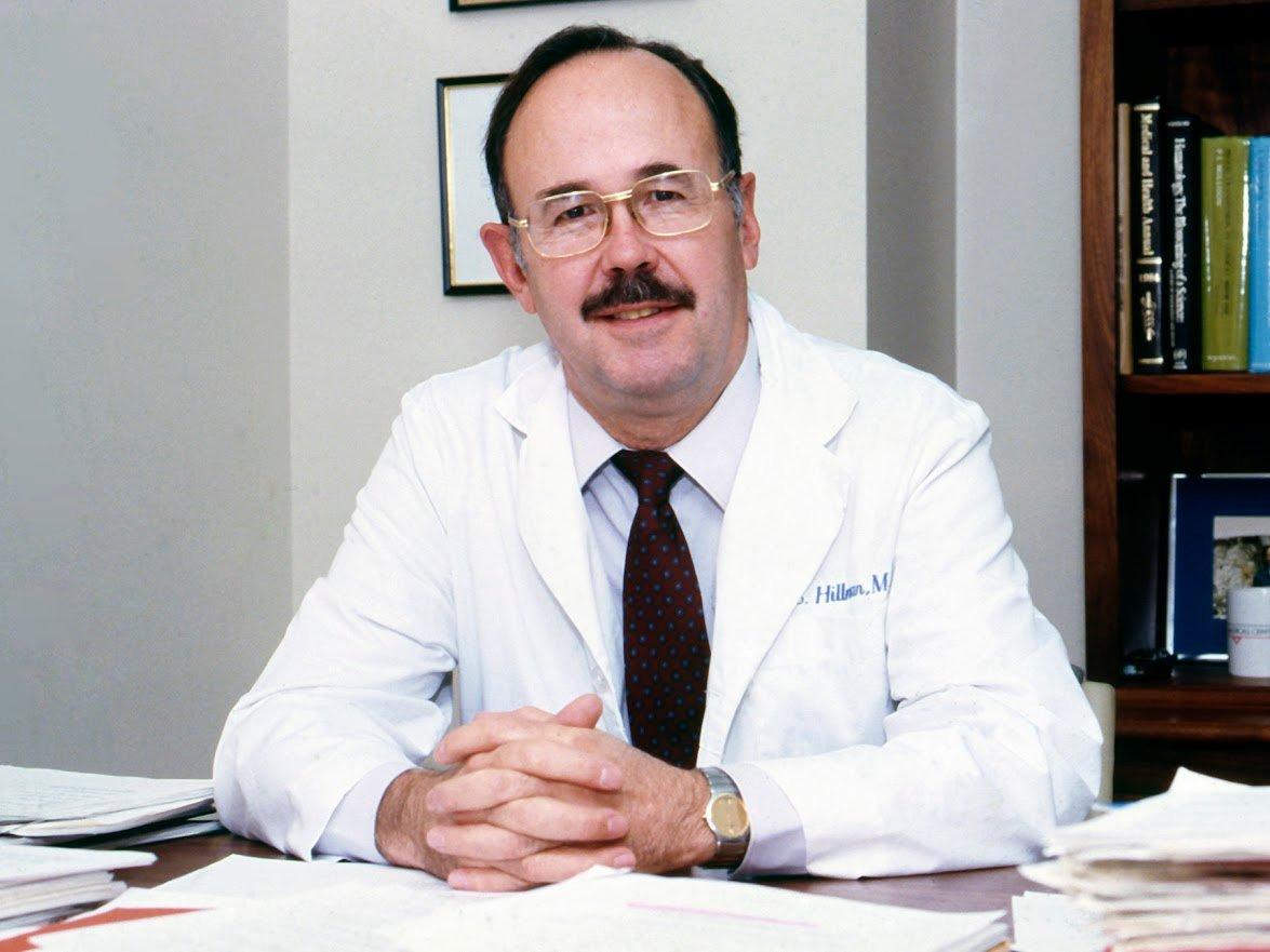 Robert S. Hillman, MD, MACP