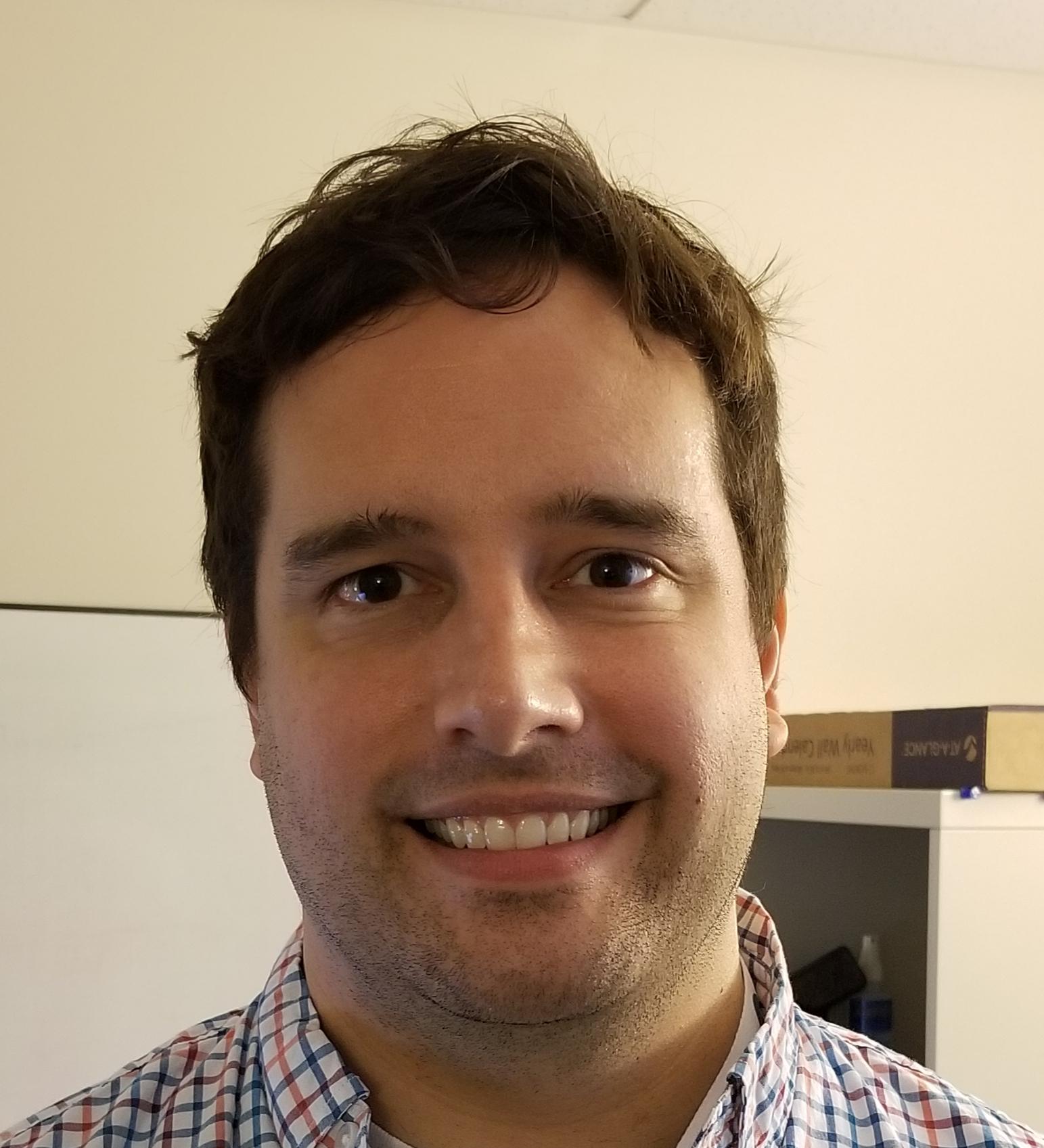 Nate Brough-Program Coordinator II-CiPD