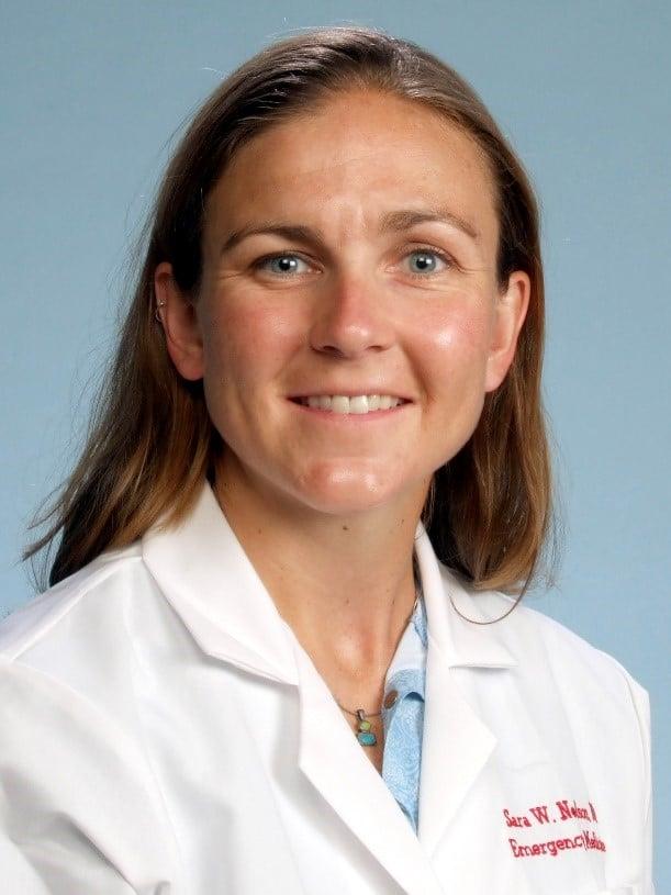 Sara W. Nelson, MD, FACEP