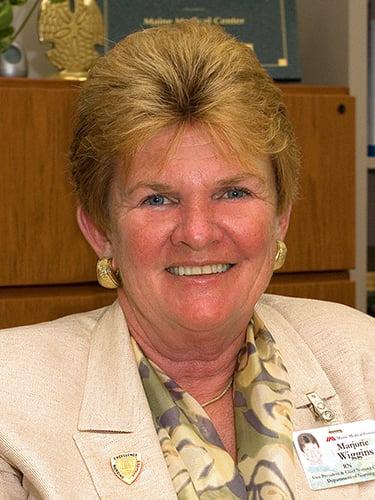 Marjorie S. Wiggins, DNP, MBA, RN, FAAN, NEA-BC